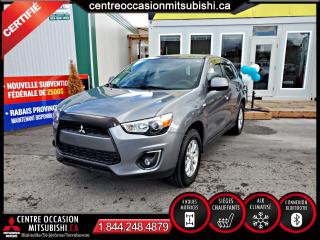 Used 2015 Mitsubishi RVR SE AWC 4X4 MAGS + FOGS + BLUETOOTH for sale in Blainville, QC