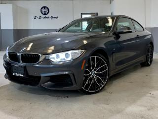 Used 2014 BMW 435i 6 SPD|M PKG|M POWER KIT|NAV|BACK UP|ACCIDENT FREE for sale in Oakville, ON