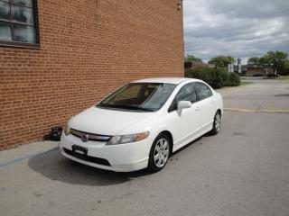 Used 2008 Honda Civic LX for sale in Oakville, ON