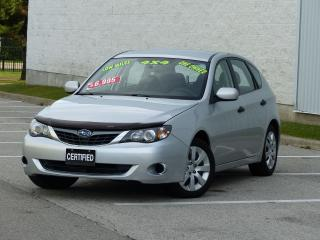 Used 2008 Subaru Impreza AWD,NO-ACCIDENTS,POWER-OPTIONS,DEALER-SERVICED for sale in Mississauga, ON