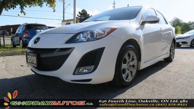 2010 Mazda MAZDA3 GT |NO ACCIDENT|SUNROOF|BLUETOOTH|AC|CERTIFIED