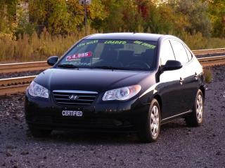 Used 2007 Hyundai Elantra ONE-OWNER,NO-ACCIDENTS,DEALER-SERVICED,HEATD SEATS for sale in Mississauga, ON