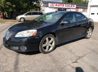 Used 2008 Pontiac G6 GT/Automatic/Sunroof/AS IS SPECIAL for sale in Scarborough, ON
