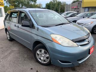 Used 2006 Toyota Sienna CE/ AUTO/ POWER GROUP/ ROOF RACK/ RUNS WELL! for sale in Scarborough, ON