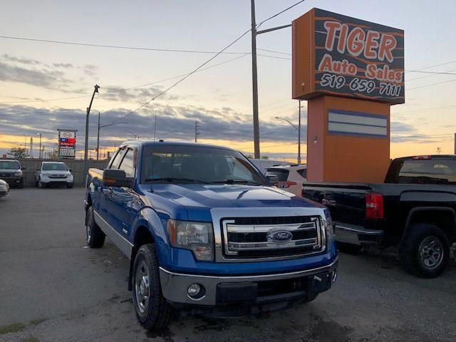 2012 Ford F-150 XLT**4X4**WELL MAINTAINED**3.5L V6 ECOBOOST**CERT