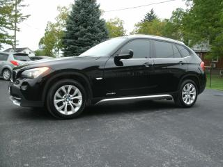 Used 2012 BMW X1 28i for sale in Stoney Creek, ON