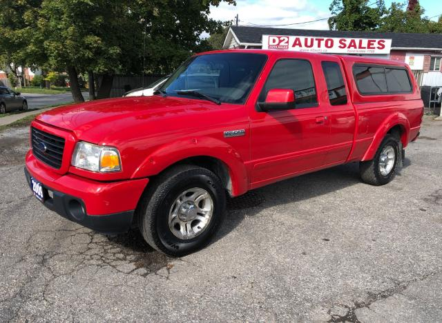 2009 Ford Ranger Sport/Extended/Automatic/Comes Certifed