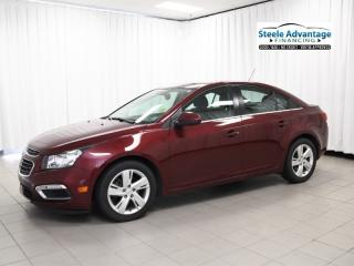 Used 2015 Chevrolet Cruze Diesel w/Heated Leather, Remote Start and more! for sale in Dartmouth, NS