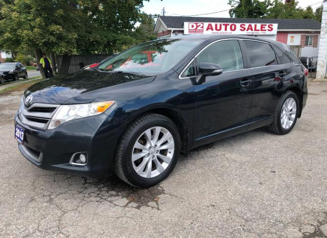2013 Toyota Venza Accident Free/Automatic/Comes Certifed/WinterTires