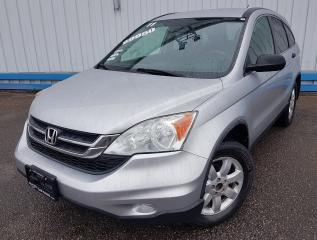 Used 2011 Honda CR-V LX 4WD for sale in Kitchener, ON