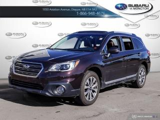 Used 2017 Subaru Outback 3.6R Premier w/Tech Pkg for sale in Dieppe, NB