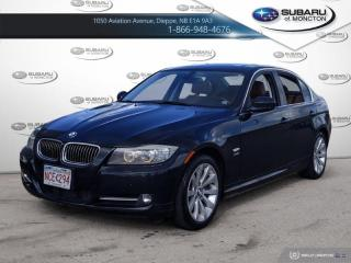 Used 2011 BMW 3 Series 335i xDrive for sale in Dieppe, NB