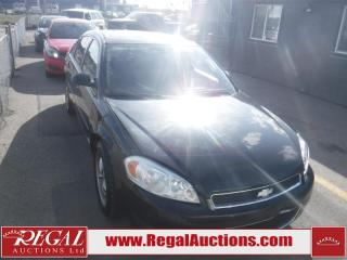 Used 2007 Chevrolet Impala SS 4D Sedan for sale in Calgary, AB