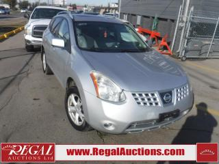 Used 2008 Nissan Rogue S 4D Utility 4WD for sale in Calgary, AB