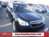 Photo of Black 2014 Subaru FORESTER 2.5I TOURING 4D UTILITY AT AWD