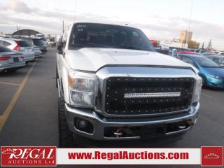 Used 2011 Ford F-350 S/D 4D CREW CAB 4WD for sale in Calgary, AB