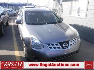 Used 2013 Nissan Rogue S 4D Utility AWD for sale in Calgary, AB