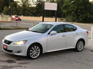 Used 2007 Lexus IS 250 IS 250 AWD|MOVING SALE for sale in Cambridge, ON