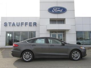 New 2020 Ford Fusion SE for sale in Tillsonburg, ON