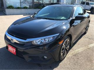 Used 2017 Honda Civic EX-T w/Sunroof, Bluetooth, Backup Cam, 6-Speed for sale in Hamilton, ON