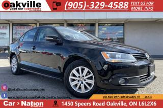Used 2014 Volkswagen Jetta 2.0L COMFORTLINE | MANUAL | HTD SEATS | SUNROOF for sale in Oakville, ON