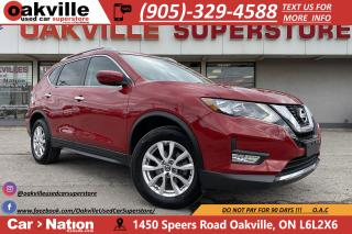 Used 2017 Nissan Rogue SV | B/U CAM | HTD SEATS | PANO ROOF for sale in Oakville, ON