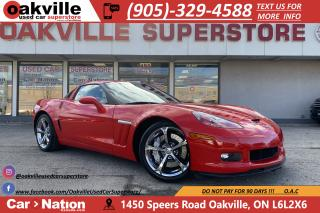 Used 2011 Chevrolet Corvette GRANDSPORT | EXTREMELY LOW KMS | COLLECTOR CAR for sale in Oakville, ON