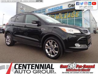 Used 2013 Ford Escape SEL AWD for sale in Charlottetown, PE