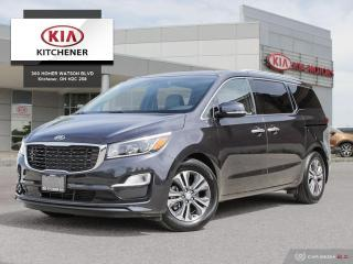 Used 2020 Kia Sedona SX TECH, DEMO, LEATHER, 1.99% OAC to 84M!! for sale in Kitchener, ON