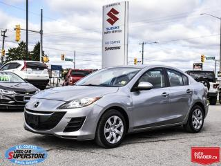 Used 2010 Mazda MAZDA3 ~ONLY 26,000 KM! for sale in Barrie, ON