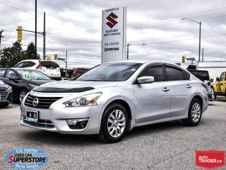 Used 2013 Nissan Altima 2.5 S for sale in Barrie, ON