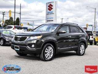 Used 2011 Kia Sorento LX AWD ~Heated Seats ~Bluetooth ~Alloy Wheels for sale in Barrie, ON