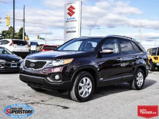 Used 2011 Kia Sorento LX AWD ~7 Passenger for sale in Barrie, ON
