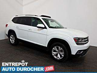 Used 2019 Volkswagen Atlas Highline AWD NAVIGATION - Toit Ouvrant - A/C - for sale in Laval, QC