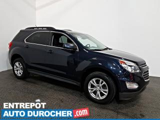 Used 2016 Chevrolet Equinox LT AWD Automatique - A/C - Sièges Chauffants for sale in Laval, QC