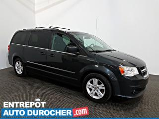 Used 2012 Dodge Grand Caravan Automatique - AIR CLIMATISÉ - Groupe Électrique for sale in Laval, QC