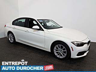 Used 2016 BMW 3 Series 320i xDrive AWD Automatique - AIR CLIMATISÉ - Cuir for sale in Laval, QC
