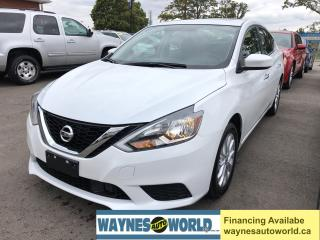 Used 2018 Nissan Sentra SV for sale in Hamilton, ON