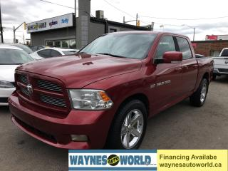 Used 2012 RAM 1500 SPORT for sale in Hamilton, ON