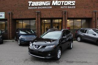 Used 2014 Nissan Rogue SV | NO ACCIDENTS I PANORAMA ROOF I REAR CAM I PUSH START for sale in Mississauga, ON