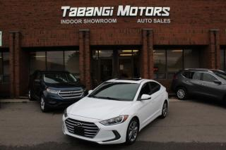 2017 Hyundai Elantra GLS | NO ACCIDENTS | SUNROOF | PUSH START | REAR CAM | BT