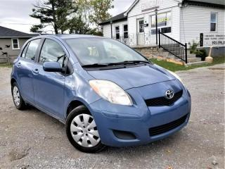 Used 2010 Toyota Yaris GAS SAVER LOW KMS Power Group A/C for sale in Sutton, ON