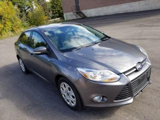 Used 2012 Ford Focus 4DR SDN SE for sale in Mississauga, ON