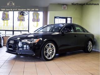 Used 2014 Audi A6 for sale in Concord, ON