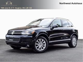 Used 2011 Volkswagen Touareg for sale in Concord, ON
