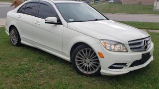 Used 2011 Mercedes-Benz C250 for sale in Brampton, ON