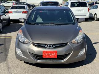 Used 2012 Hyundai Elantra 4DR SDN for sale in Woodbridge, ON