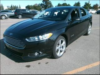 Used 2014 Ford Fusion 4dr Sdn Hybrid SE FWD for sale in Woodbridge, ON