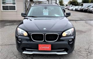 Used 2012 BMW X1 AWD 4dr 28i for sale in Woodbridge, ON
