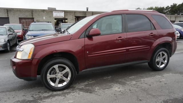 2007 Chevrolet Equinox LT1 AWD CERTIFIED 2YR WARRANTY SUNROOF HEATED SEATS *FREE ACCIDENT*DEALER SERVICE HISTORY*